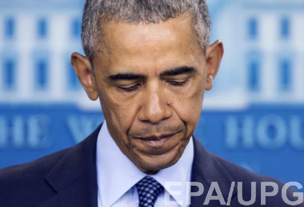 Обама выступил по стрельбе в Орландо