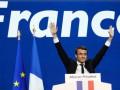 Макрон победил на президентских выборах во Франции - экзит-пол