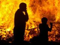 Пожар в Киеве: один человек погиб, три человека госпитализированы