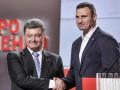 Кличко возглавил список Блока Порошенко