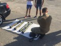 В Днепропетровской области задержали торговца оружием из зоны АТО