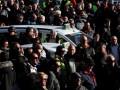 Протест таксистов в Мадриде: десять пострадавших