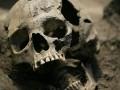 У мексиканских наркодилеров нашли алтарь из человеческих черепов