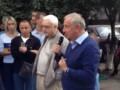 В Ильичевске кандидат в мэры от БПП агитировал за Оппоблок