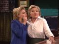 Хиллари Клинтон снялась в юмористическом шоу в роли бармена
