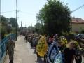 Во Львовской области всем селом хоронили бойца АТО