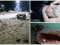 Массовая перестрелка в Олевске: один погибший и 6 раненых