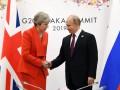 Мэй: Нормализация отношений с РФ пока невозможна