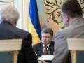 Порошенко призвал дать статус участников АТО погибшим под Радой