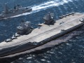 Крупнейший корабль британских ВМС выходит в первое плавание