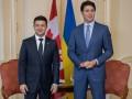 Зеленский созвонился с премьером Канады и попросил открыть границу