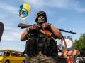 Как военные охраняют подъезд к Мариуполю (фото)