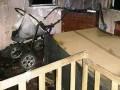 В Житомирской области в пожаре погибли два ребенка