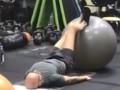 Тренировка Яценюка с фитболом развеселила соцсети