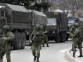 В Крыму наблюдается повышенная активность российских войск