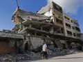 ВВС Израиля разбомбили более 35 объектов в секторе Газа, есть погибшие