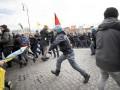В Риме беспорядки из-за Эрдогана