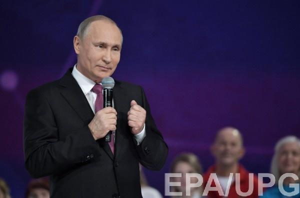 Путин будет участвовать в президентских выборах