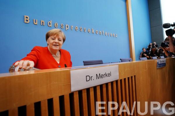 """Меркель выразила надежду на то, что после истечения срока ее полномочий """"будет другая жизнь"""""""