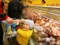 Госстат доложил об ощутимом росте объема ежедневных покупок украинцев