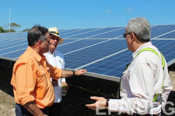 Индия построит вгосударстве Украина солнечную электростанцию