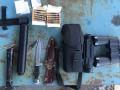 Молдаванин пытался ввезти в Украину боеприпасы