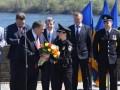 На острове Хортица приняли присягу патрульные Запорожья