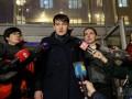 Савченко сравнила реакцию на