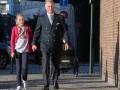 Дочь короля Бельгии надела в школу вышиванку