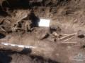 В Тернопольской области раскопали тела четырнадцати расстрелянных людей