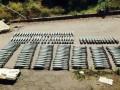 СБУ изъяла аресенал боеприпасов в тайнике в Песках