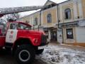 Очевидцы: Дом на Подоле, где жил Булгаков, могли поджечь ради новой стройки