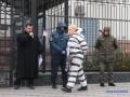 Под посольством РФ в Киеве состоялся