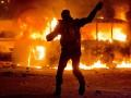 Столкновения на Грушевского: самые яркие ФОТО