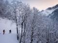В Карпатах нашли заблудившегося лыжника из Германии
