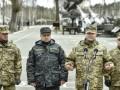 Порошенко провел заседание военного кабинета СНБО