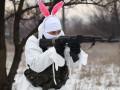 В ДНР к Рождеству сняли сказку о зайцах-убийцах