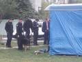 В спальном районе Киева нашли труп мужчины