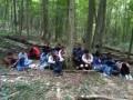 На границе со Словакией задержали 24 нелегала из Азии