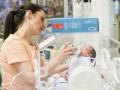 Под Днепром женщина с COVID-19 родила здорового ребенка