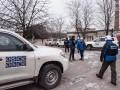 ОБСЕ за сутки зафиксировала 364 взрыва на Донбассе