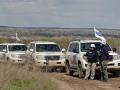 Патруль ОБСЕ попал под обстрел на Донбассе