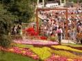День Киева 2012: тысячу балконов украсили цветами