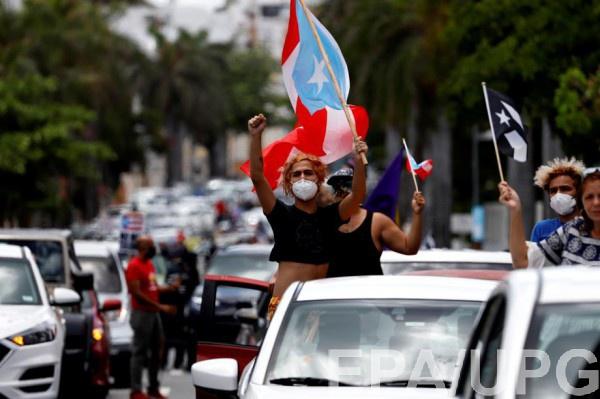 Пуэрто-Рико хочет в США