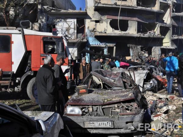 Жертвами двойного теракта вХомсе стали 22 человека, неменее  70 ранены