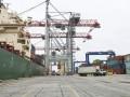 В портах Украины рекордно упала перевалка грузов