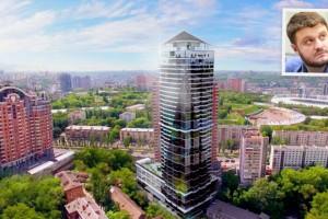 Сын Авакова стал владельцем третьей квартиры в элитном доме - СМИ