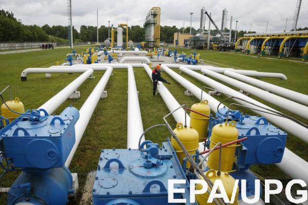 В 2016 году потребление газа в Украине сократилось на 2%