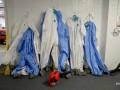 В Мариуполе за сутки коронавирусом заболели почти 20 медиков