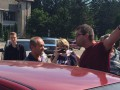 На Прикарпатье местные заблокировали дорогу, требуя ремонт